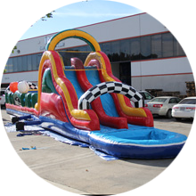Commercial Inflatable Games