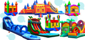 commercial bounce house packages
